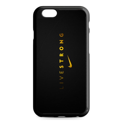 Nike Livestrong iPhone 6/6S Case