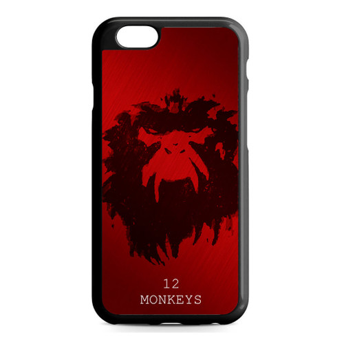 12 Monkeys iPhone 6/6S Case