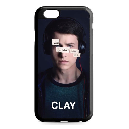 13 Reasons Why Clay iPhone 6/6S Case