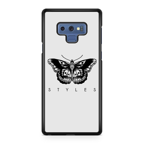 1d Harry Styles Tattoos Samsung Galaxy Note 9 Case