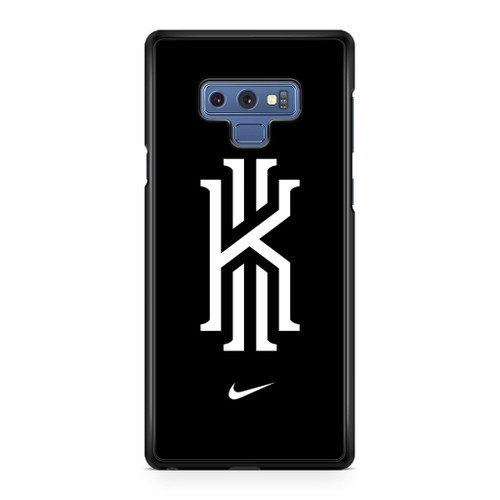 Kyrie Irving Nike Logo Black1 Samsung Galaxy Note 9 Case