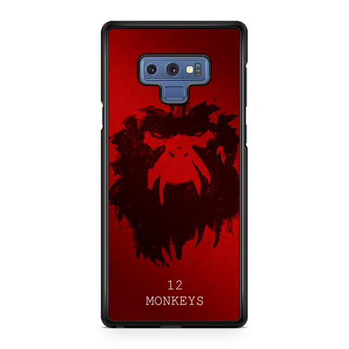 12 Monkeys Samsung Galaxy Note 9 Case