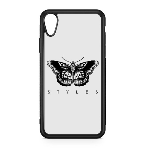 1d Harry Styles Tattoos iPhone XR Case