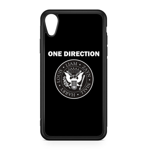 1D Liam Zayn Niall Harry Louis iPhone XR Case