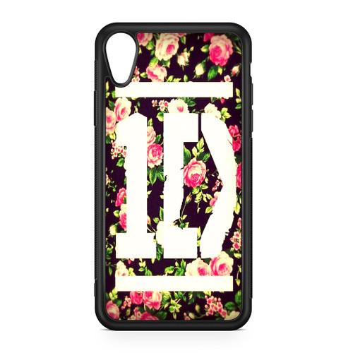 1D Logo Flower iPhone XR Case