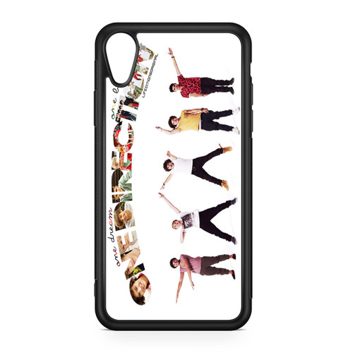 1D One Dreams One Lands iPhone XR Case
