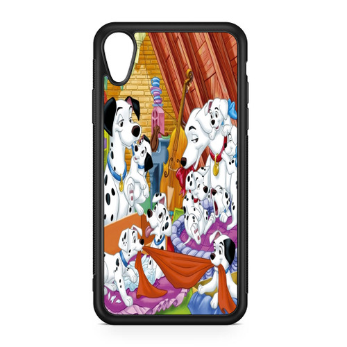 101 Dalmations Family iPhone XR Case