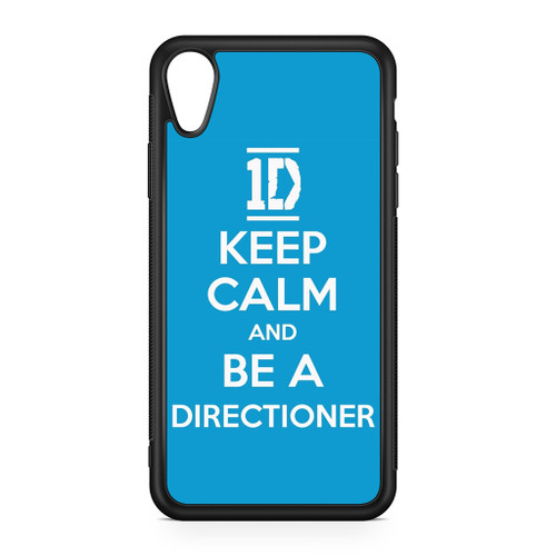 1D Dictioner iPhone XR Case