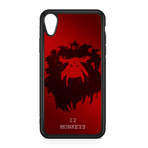 12 Monkeys iPhone XR Case