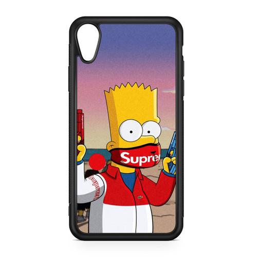 Bart Supreme iPhone XR Case