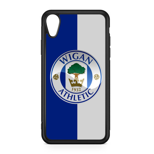 Wigan Athletic iPhone XR Case