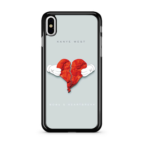 808s Kanye West and Heartbreak iPhone XS Max Case