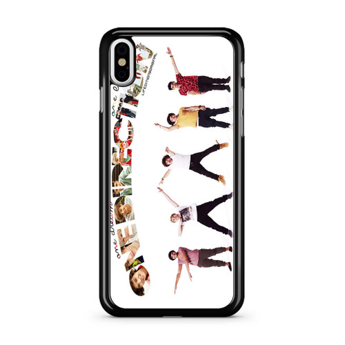 1D One Dreams One Lands iPhone XS Max Case