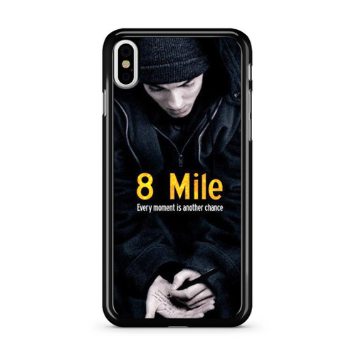 8 Mile iPhone XS Max Case