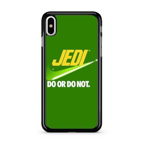 Jedi Do It iPhone XS Max Case