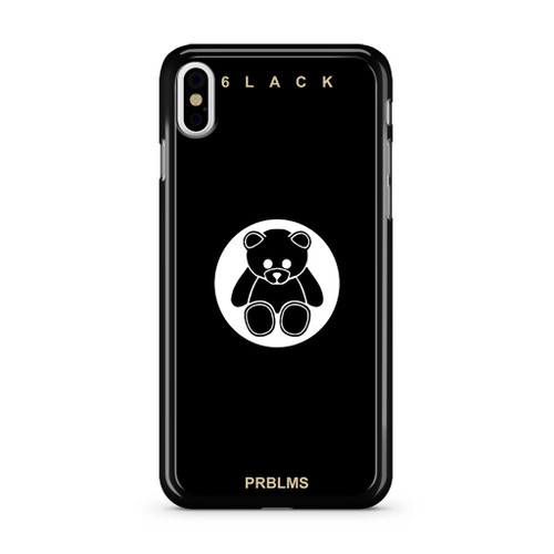 6lack PRBLMS iPhone XS Max Case