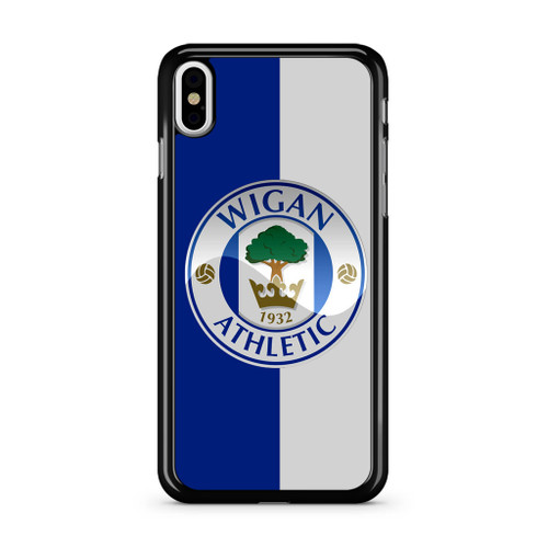 Wigan Athletic iPhone XS Max Case