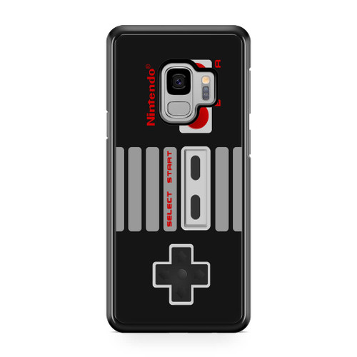 Classic Nintendo Controller Samsung Galaxy S9 Case