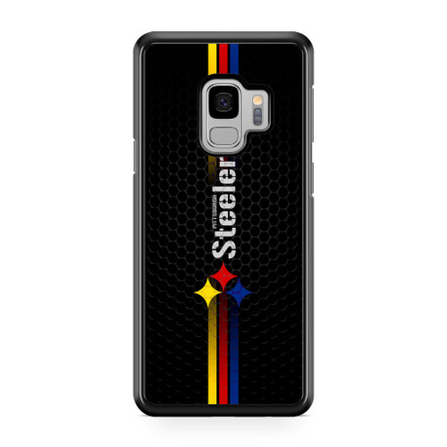 Pittsburgh Steelers Carbon Samsung Galaxy S9 Case
