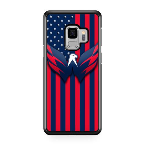 Washington Capitals Hockey Samsung Galaxy S9 Case