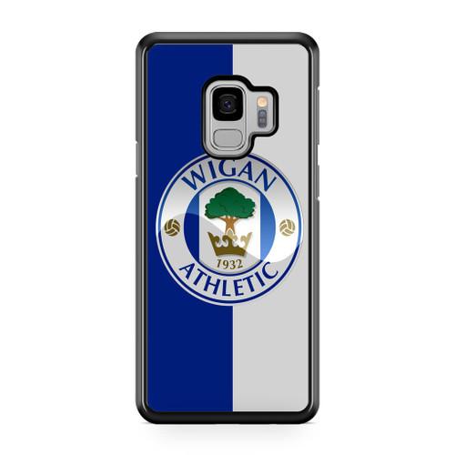Wigan Athletic Samsung Galaxy S9 Case