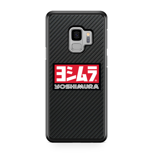 Yoshimura Carbon Exhaust Samsung Galaxy S9 Case