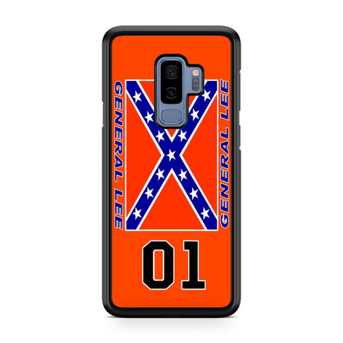 General Lee Roof 01 Samsung Galaxy S9 Plus Case