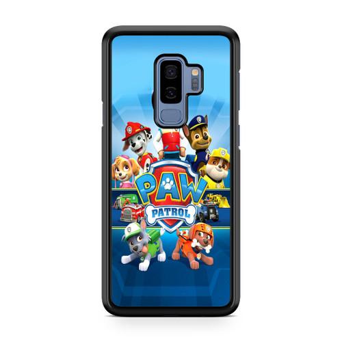 Paw Patrol Samsung Galaxy S9 Plus Case