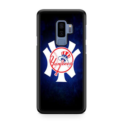 New York Yankees Logo Samsung Galaxy S9 Plus Case