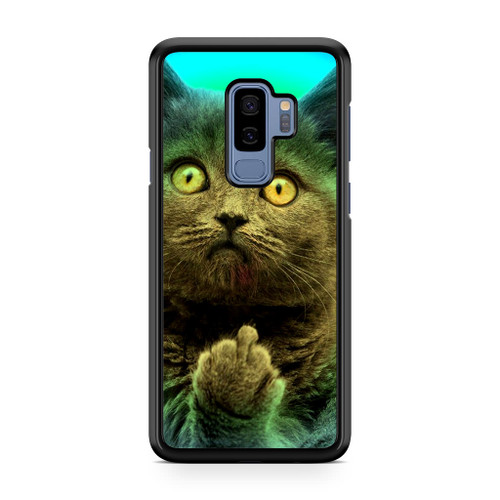 Funny Cat Samsung Galaxy S9 Plus Case