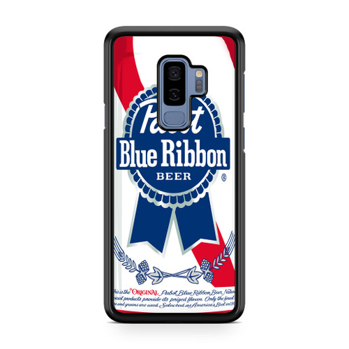 Pabst Blue Ribbon Beer Samsung Galaxy S9 Plus Case