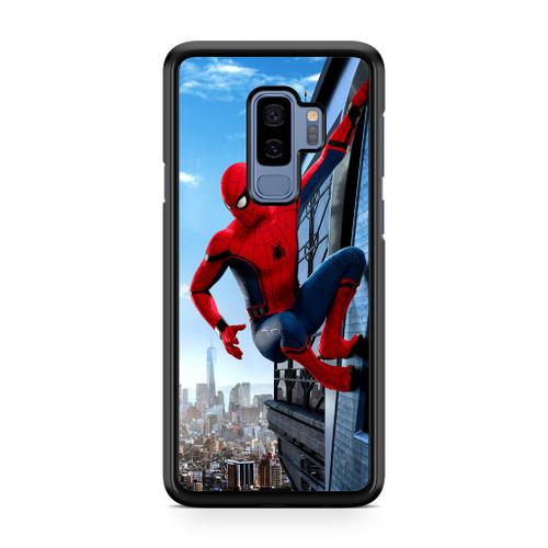 Homecoming Spiderman Samsung Galaxy S9 Plus Case
