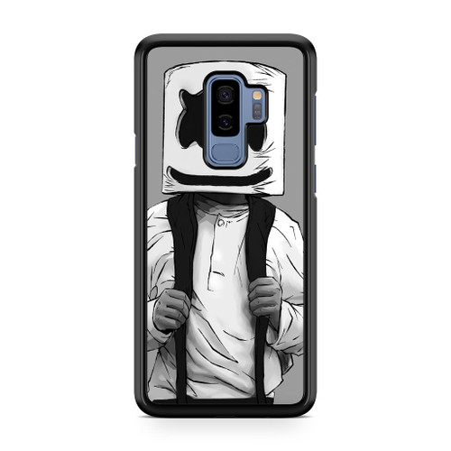 Marshmello Artwork Samsung Galaxy S9 Plus Case