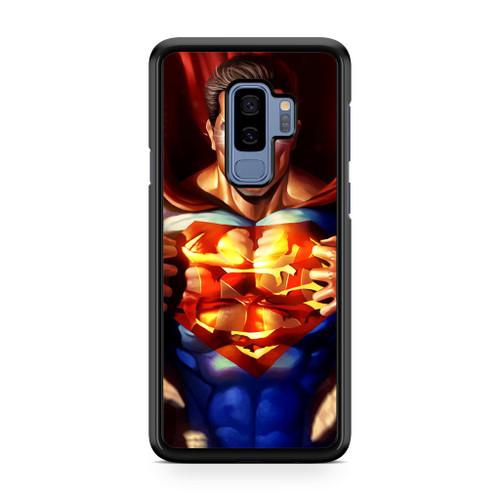 Superman Is New York Yankees Samsung Galaxy S9 Plus Case
