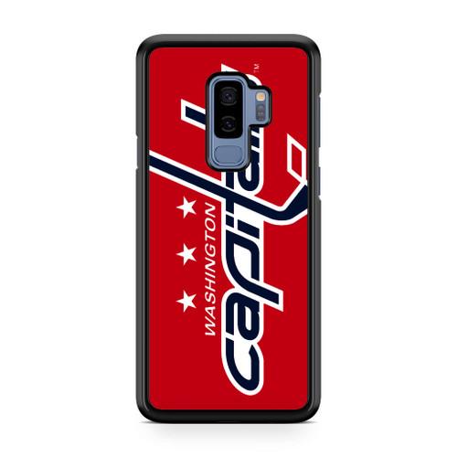 Washington Capitals Hockey Logo Samsung Galaxy S9 Plus Case
