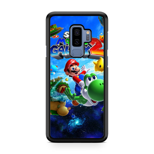 Super Mario Galaxy 2 Samsung Galaxy S9 Plus Case