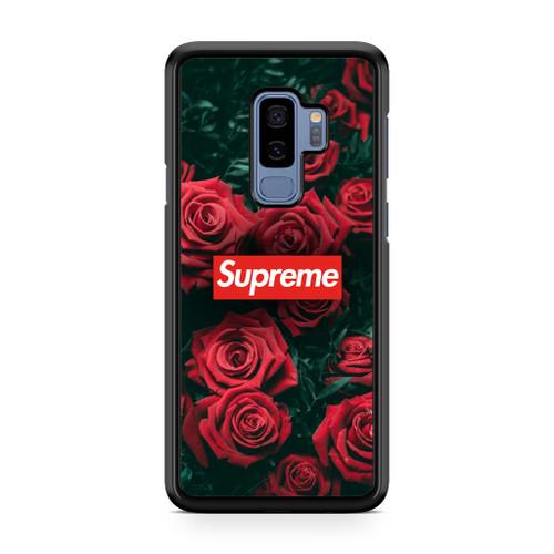 Supreme Roses Samsung Galaxy S9 Plus Case