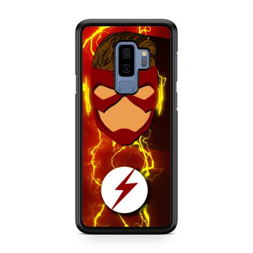 Wally West Refined Costume Artwork Samsung Galaxy S9 Plus Case