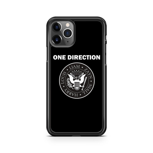 1D Liam Zayn Niall Harry Louis iPhone 11 Pro Max Case