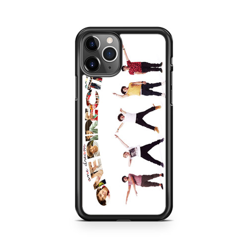 1D One Dreams One Lands iPhone 11 Pro Max Case
