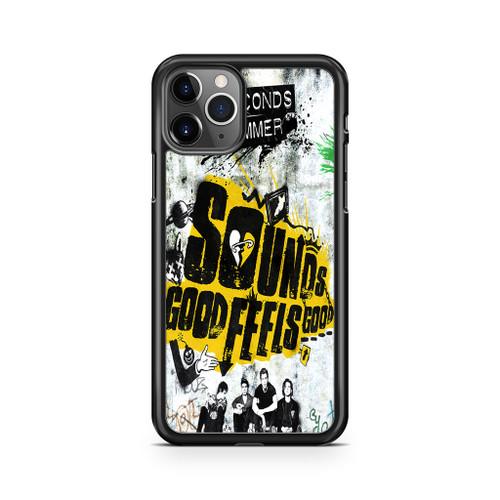 5SOS Sounds Good Feels Good iPhone 11 Pro Max Case