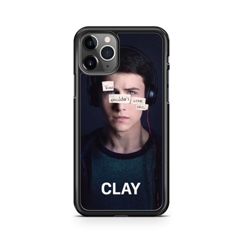 13 Reasons Why Clay iPhone 11 Pro Max Case