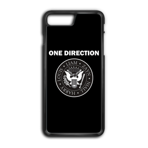 1D Liam Zayn Niall Harry Louis iPhone 8 Plus Case