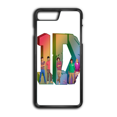1D Logo Colourfull iPhone 8 Plus Case