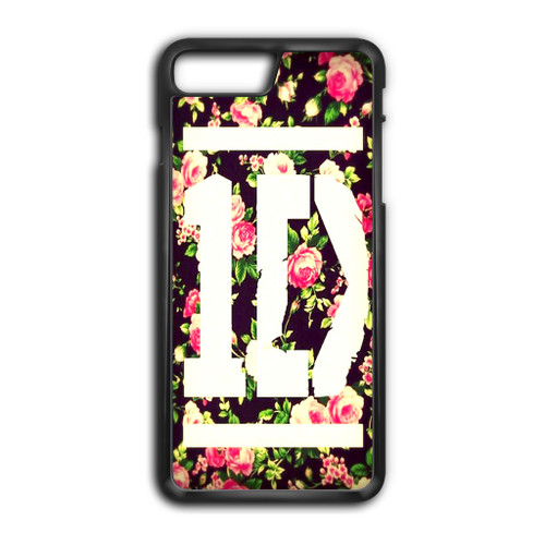 1D Logo Flower iPhone 8 Plus Case