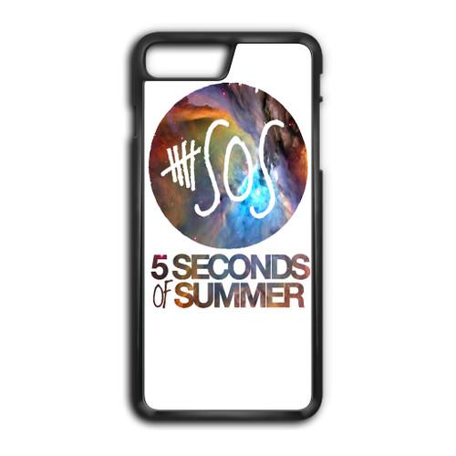 5SOS Nebula Cover iPhone 8 Plus Case
