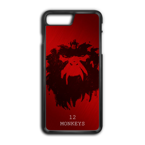 12 Monkeys iPhone 8 Plus Case