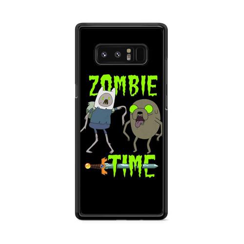 Adventure Time Zombie Episode Samsung Galaxy Note 8 Case