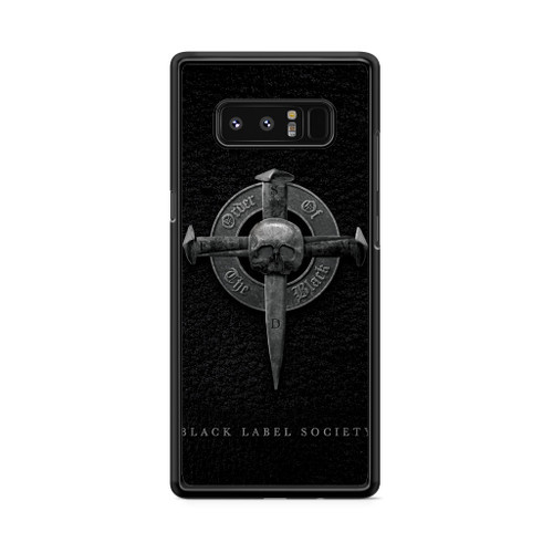 Black Label Society Samsung Galaxy Note 8 Case