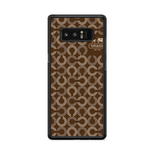 Chelsea Coach Pattern Samsung Galaxy Note 8 Case